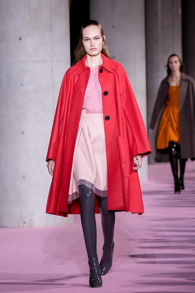 Dasha Maletina @ Dior Show Tokyo