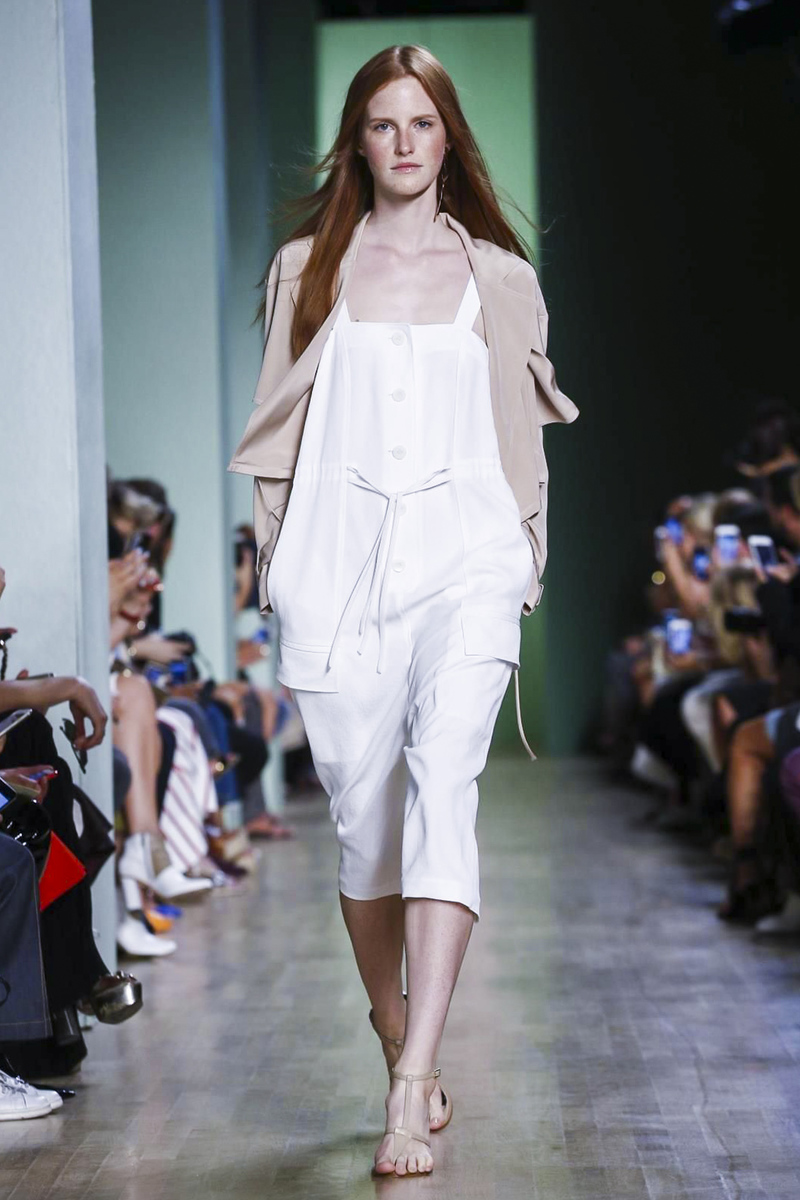Tibi Fashion Show Ready to Wear Collection Spring Summer 2016 in New York