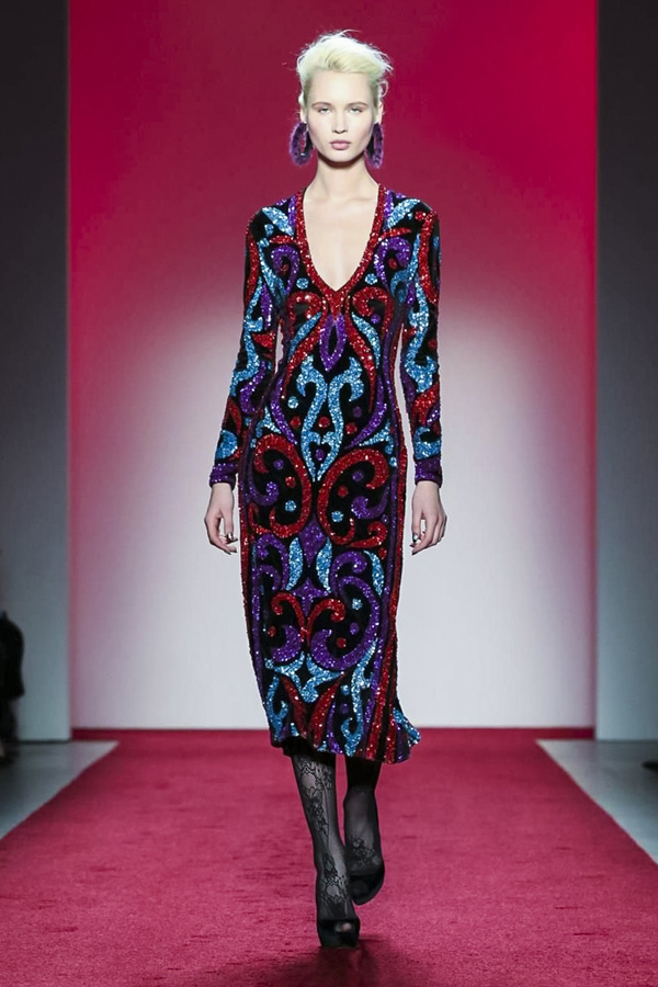 Naeem Khan, Fall Winter 2017 Ready To Wear New York
