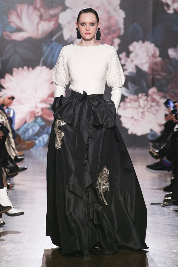 Svetlana Mukhina Sachin-and-Babi-RTW-FW17-New-York (1)