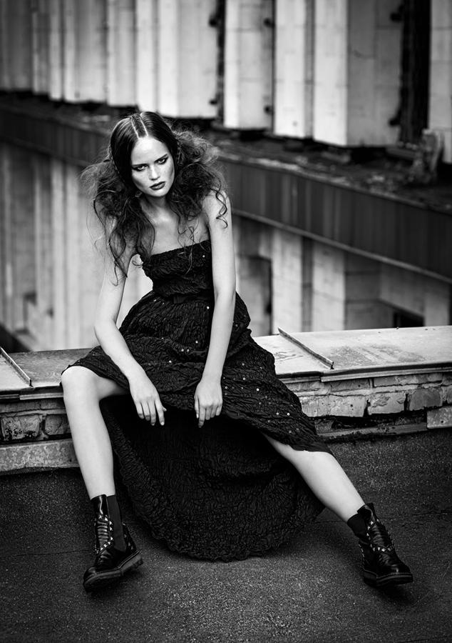 Anna Arkhipova by Viktoria Bolkina 2