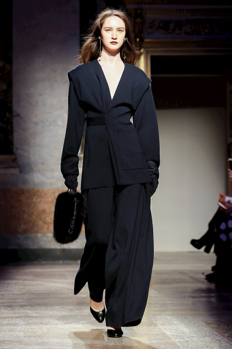 Anteprima Fashion Show, Ready To Wear Collection Fall Winter 2018 in Milan