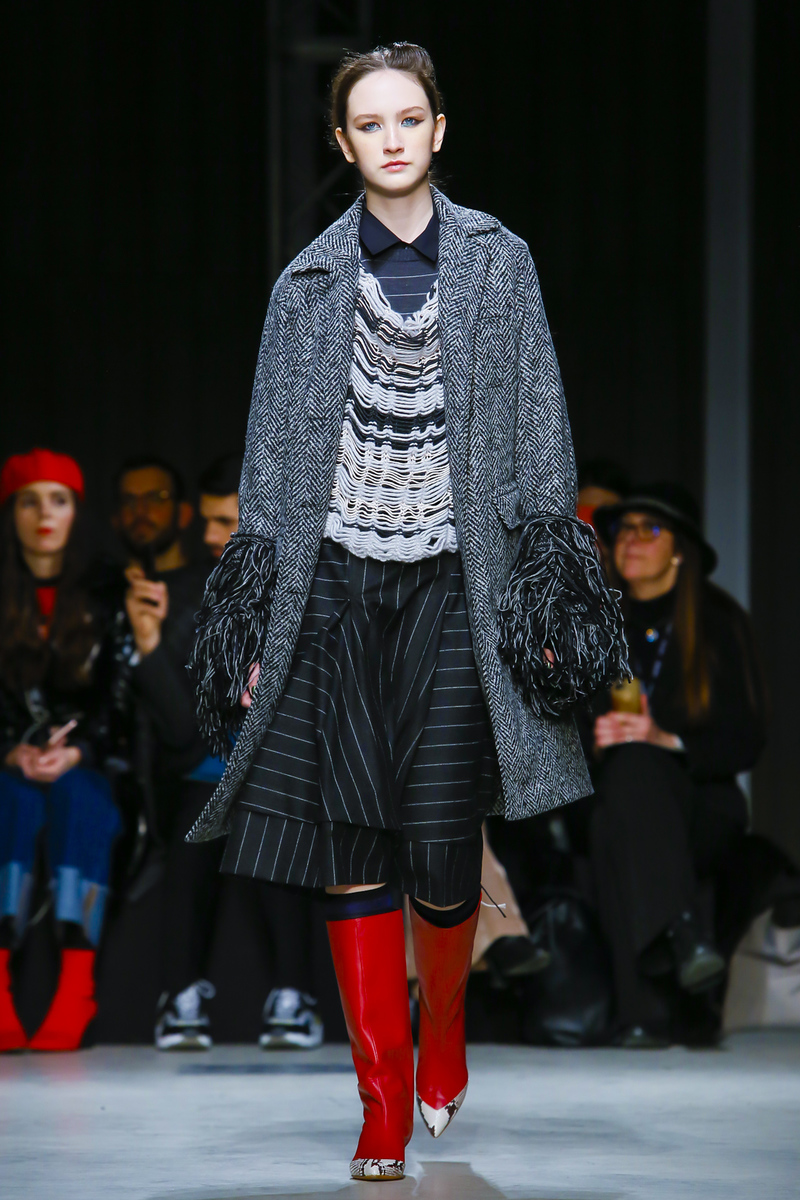 Cividini Ready To Wear Collection Fall Winter 2018 in Milan