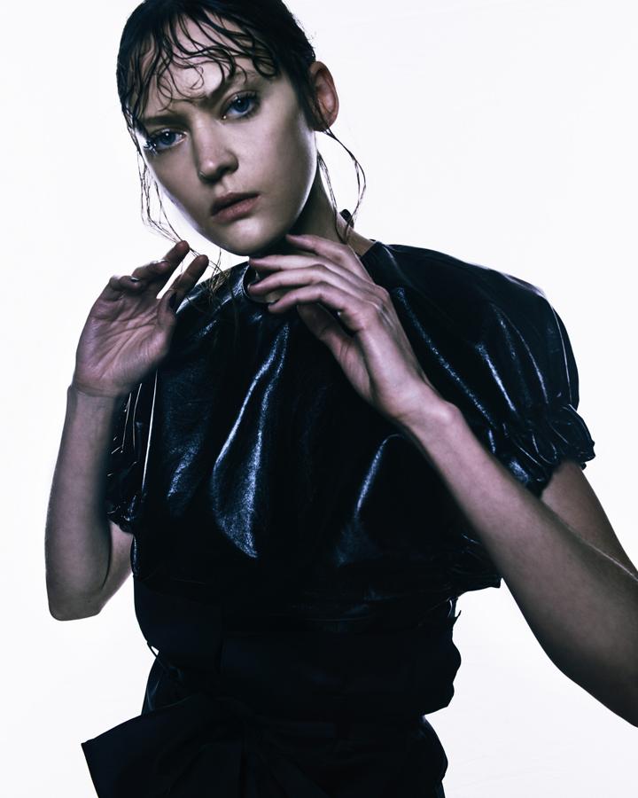 Svetlana Mukhina for W magazine (4)