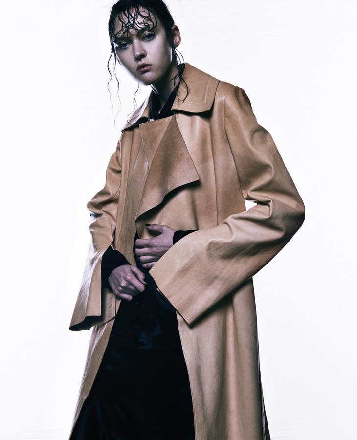 Svetlana Mukhina for W magazine (6)