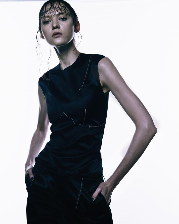 Svetlana Mukhina for W magazine (9)