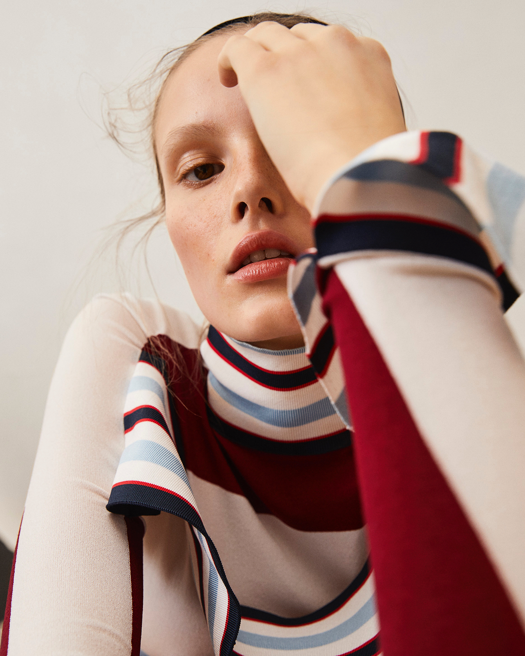 Lilly Marie Liegau for ELLE Sweden 2018